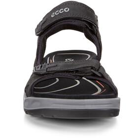 ECCO Offroad Sandaalit Miehet, black/dark shadow